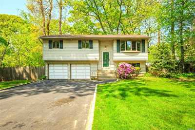 Hauppauge Single Family Home For Sale: 60 Lincoln Blvd