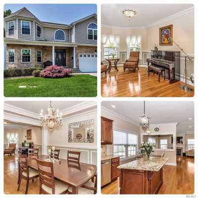 Syosset Single Family Home For Sale: 216 Southwood Cir