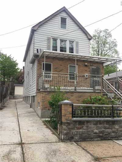 Flushing Single Family Home For Sale: 45-27 158th St