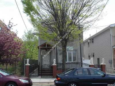 Jamaica Multi Family Home For Sale: 145-50 105th Ave