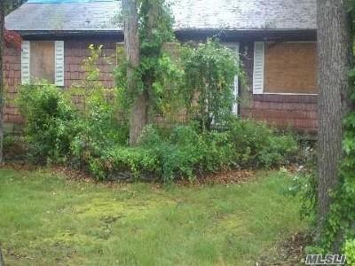 Farmingville Single Family Home For Sale