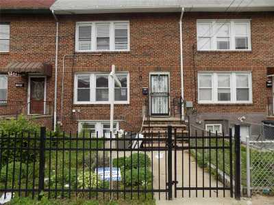 Jamaica Single Family Home For Sale: 114-48 145th St