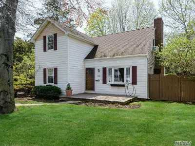 Westbury NY Single Family Home For Sale: $634,000