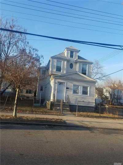 Jamaica Multi Family Home For Sale: 164-19 108th Ave