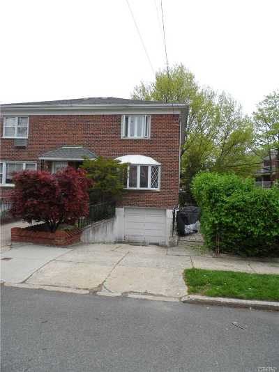 Whitestone Single Family Home For Sale: 154-65 20th Rd