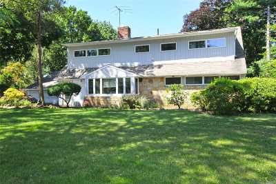Roslyn Heights Single Family Home For Sale: 128 Parkway Dr