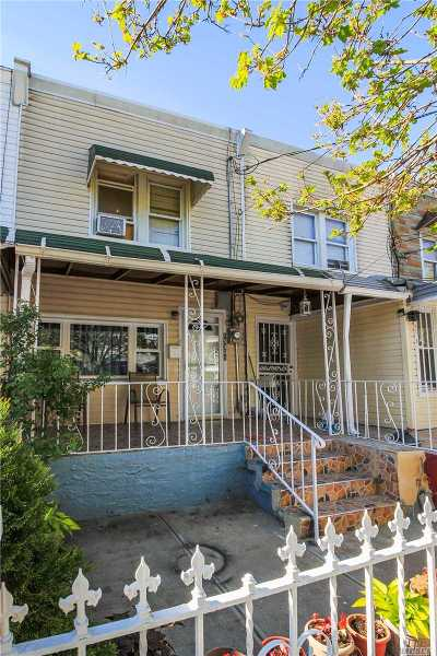 Jamaica Single Family Home For Sale: 153-21 118th Ave