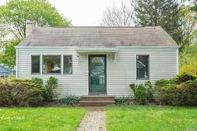 Huntington Single Family Home For Sale: 91 E 13 St