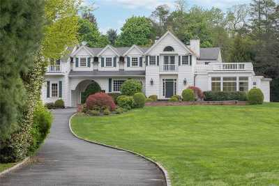 Old Westbury Single Family Home For Sale: 115 Bacon Rd