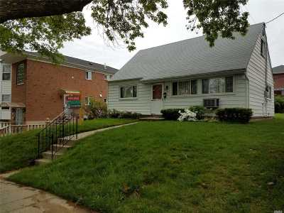 Little Neck Single Family Home For Sale: 5843 254 St