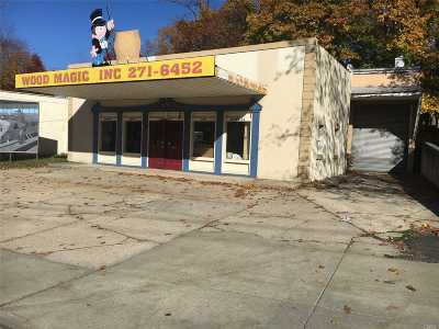 Suffolk County Commercial For Sale: 694 New York Ave