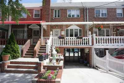 Jackson Heights Single Family Home For Sale: 25-17 88th Street