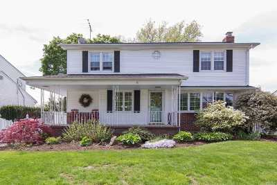 Hicksville Single Family Home For Sale: 25 Andover Ln