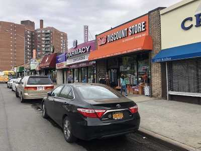 Queens County Commercial For Sale: 138-21 Queens Blvd