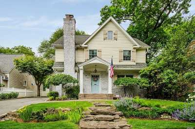 Valley Stream Single Family Home For Sale: 50 Edgewood Rd