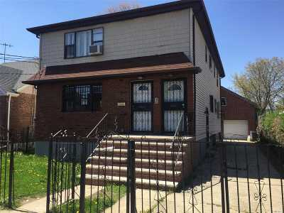 Jamaica Multi Family Home For Sale: 119-40 197th St