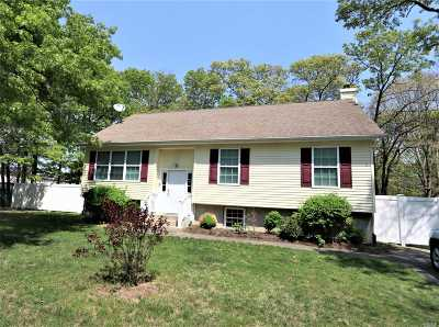 Coram Single Family Home For Sale: 11 Fife Dr