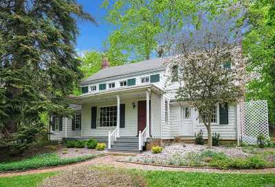 St. James Single Family Home For Sale: 161 Mills Pond Rd