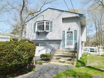Patchogue Single Family Home For Sale: 19 Bliss St