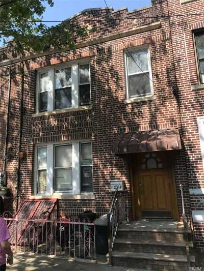 Brooklyn Multi Family Home For Sale: 1349 64 St