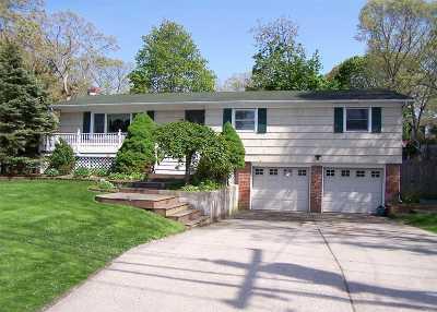 Nesconset Single Family Home For Sale: 147 Nichols Rd