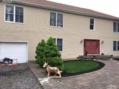 Hampton Bays Single Family Home For Sale: 10 Holzman Dr