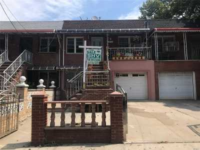 Jackson Heights Multi Family Home For Sale: 31-43 74th St