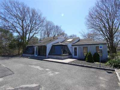 Suffolk County Commercial For Sale: 4515 Nesconset Hwy