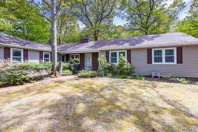 Smithtown Single Family Home For Sale: 130 N Country Rd