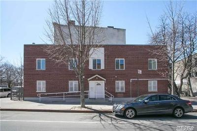 Brooklyn Multi Family Home For Sale: 695 Lafayette Ave