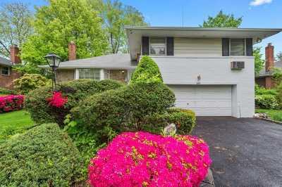 Westbury Single Family Home For Sale: 184 Hazelwood Dr