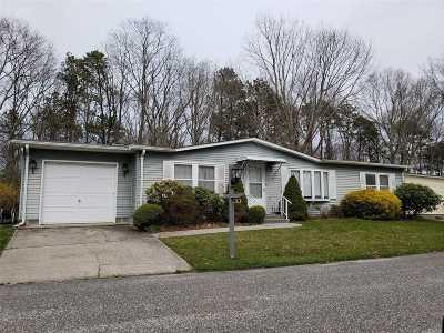 Calverton Single Family Home For Sale: 1407-10 Middle Rd