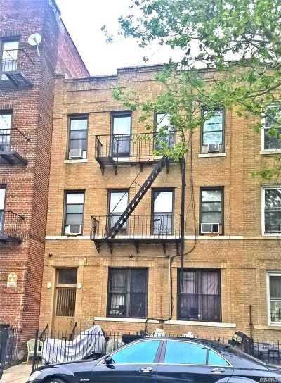 Brooklyn Multi Family Home For Sale: 1663 76th St
