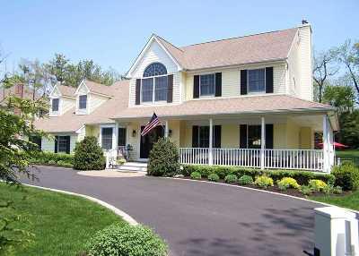 Setauket NY Single Family Home For Sale: $749,000