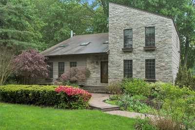 Syosset Single Family Home For Sale: 14 Pond Dr