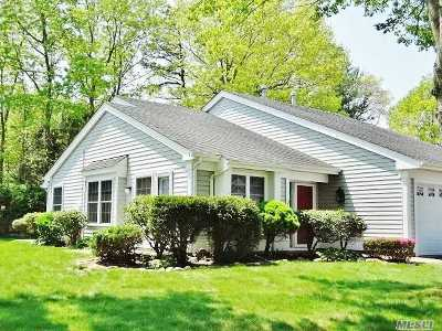 Ridge Condo/Townhouse For Sale: 8 Huntington Ct