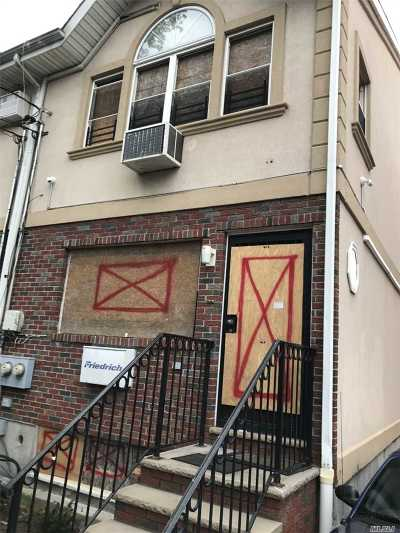 Brooklyn Multi Family Home For Sale: 259 Montauk Ave