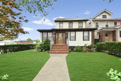 Woodhaven Single Family Home For Sale: 80-01 Woodhaven Blvd