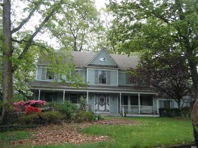 Mt. Sinai Single Family Home For Sale: 2 Orchard Ct