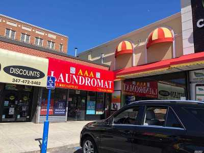Queens County Business Opportunity For Sale: 21-13 Broadway