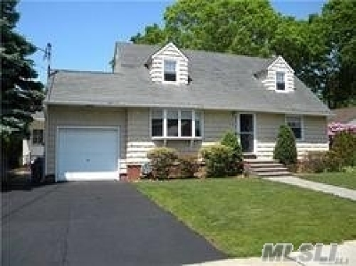 Massapequa Park Rental For Rent: 209 Koehl St