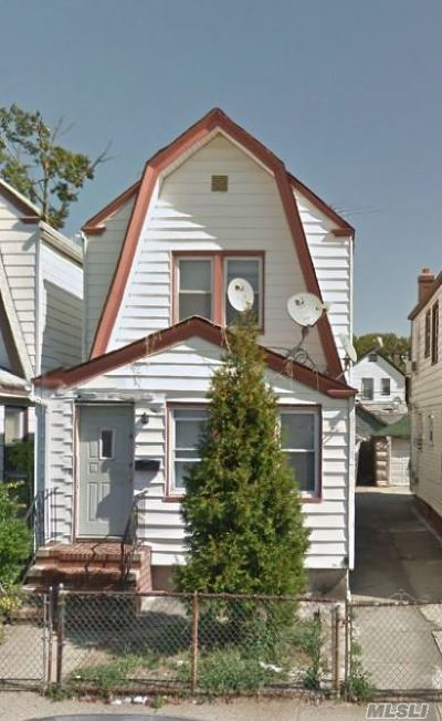 Richmond Hill Multi Family Home For Sale: 104-51 124th St