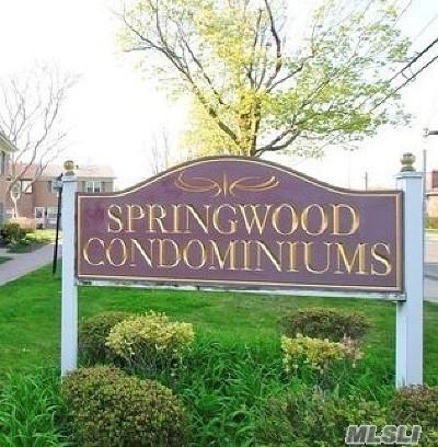N. Babylon Condo/Townhouse For Sale: 23 Springwood Dr