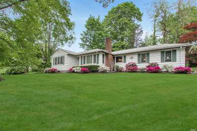 Sound Beach Single Family Home For Sale: 91 Lower Rocky Poin Rd