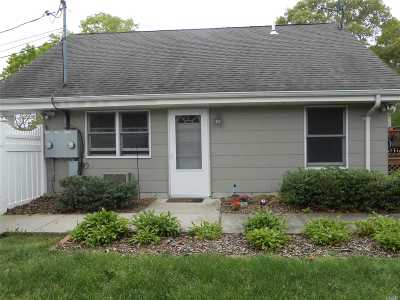 Suffolk County Rental For Rent: 9 Pine Tree Rd
