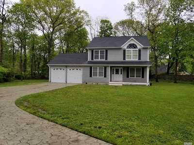 Medford Single Family Home For Sale: Wessel Ln