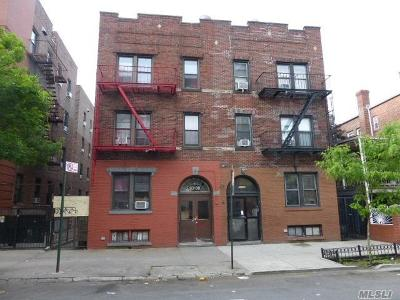 Jackson Heights Multi Family Home For Sale: 93-08 35 Ave