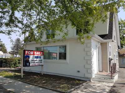 Nassau County Commercial For Sale: 175 W Old Country Rd