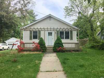 Nesconset Single Family Home For Sale: 8 Freeman Ave