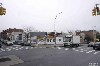 Queens County Business Opportunity For Sale: 49-20 108 St